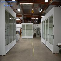Best Custom Made Laboratory Furniture Walk in Fume Cupboard/Fume Hood Price wholesale