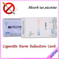 Best Health Anti Smoking Card Products , Cigarette Harm Reduction Cards wholesale