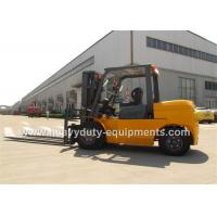 Best Sinomtp FD50 Industrial Forklift Truck 5000Kg Rated Load Capacity With ISUZU Diesel Engine wholesale