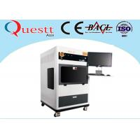Best High Stability Small Laser Engraving Machine 2D Photo Glass Subsurface Etching wholesale