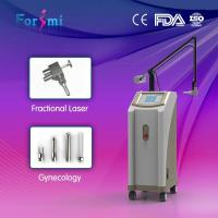China Newest laser tube factional co2 laser machine scar removal laser cost on sale