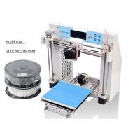 Best Small Hotbed DIY Reprap Prusa 3D Printer Self Assembly Commercial Grade wholesale