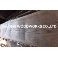 Best Thin Ash Sliced Crown Cut Wood Veneer Sheet Hardwood Veneer Plywood wholesale