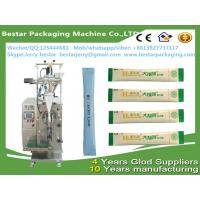 China Automatic Sealing Pouch Packaging Machine for The White Sugar BSTV-C60K on sale