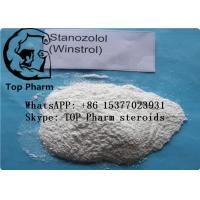 Best 99% purity oral steroid powder Stanozolol/winstrol CAS 10148-03-8 for building body wholesale