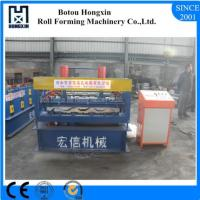 Best Anti Corrosion Roof Sheet Metal Forming MachineWith PLC Control System wholesale