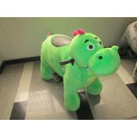 Best Coin Operated Kiddie Rides, Coin Operated Rides for Sale, Pedal Zippy Animal Rides-Dinosar wholesale