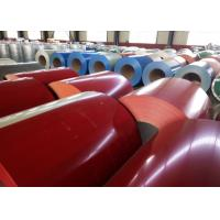 Buy cheap Commercial Hot Dipped Color Coated Steel Coil Home Appliance Shell product