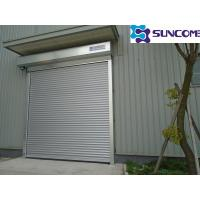 Best High Speed Warehouse Automatic Roller Door Shutter Doors With Wind Resistant wholesale
