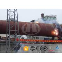 Best Construction Use Cement Rotary Kiln And Dryer Professional Simple Structure wholesale