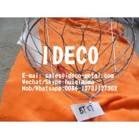 Best Stainless Steel Wire Rope Mesh Baskets, Drop Safe Nets,Cable Safe Nets, X-TEND MESH CAGES wholesale