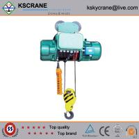 China 2016 CD/MD Type 5ton Electric Wire Rope Hoist on sale