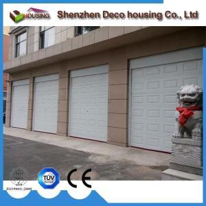 Best Galvanized steel automatic overhead sectional Industrial sectional door wholesale
