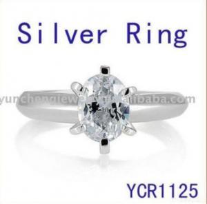 Best Ycr1125 Fashion Gemstone Ring wholesale