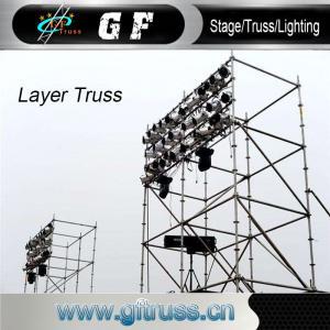 Best Ladder Aluminium Scaffold Tower System Folding Platform For Building wholesale