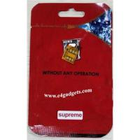 Best Supply Wholesale gevey supreme Unlock Turbo Sim Card(Dark red) for iPhone 4+no 112 at all wholesale