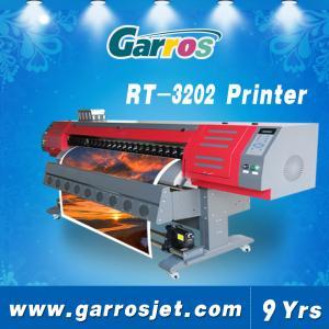 China large format solvent inkjet printer 3.2m digital flex banner printer machine on sale