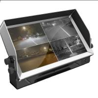Best 10 inch android Truck cctv camera  reversing camera black box dvr with 5 cameras and gps navigation wholesale