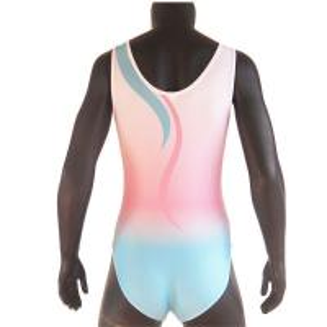 China Durable Women'S Cool Gymnastics Leotards / Gymnastics Practice Leotards Multi Colors on sale