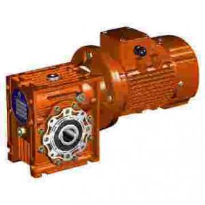 Best NMRV Series Motovario-Like Aluminium Flange and Shaft Input Worm gear box reduction wholesale