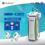 Best Multifunctional Ultrasound Cavitation RF Cryolipolysis Cool Body Sculpting Machine wholesale