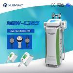 Best Nubway 5 Handles Cool System Ultrasonic Liposuction Cryolipolysis Fat Freezing Machine wholesale
