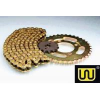 China Motorcycle Chain Sprocket Kit CD70 420-104L 41T 14T on sale