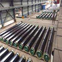Best Round Seamless Alloy Steel Pipe , Mild Steel Seamless Tube With Hydraulic Testing wholesale