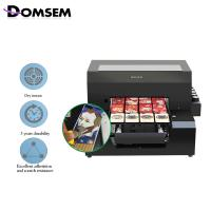 Best Plastic Photo Id Card Printing Machine 6×500 Ml / Set UV Ink Included wholesale