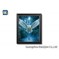 Best Stock Picture 30 x 40 cm , Lenticular 3D Picture With PS Frame wholesale
