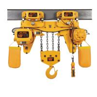 FEC  10 t Electric Chain Hoist Without Trolley For Mining Industry