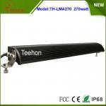 Wholesale price offroad 12v 24v 270w amber/white color led light bar for led