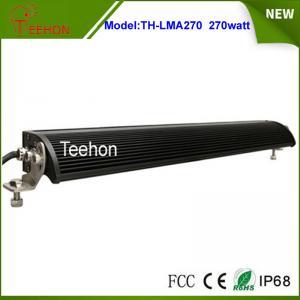 Cheap Wholesale price offroad 12v 24v 270w amber/white color led light bar for led for sale