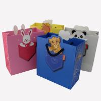 China Quality paper gift bags bulk paper gift bags paper gift bag with handle factory on sale