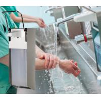 Buy cheap 304 Stainless Steel Hand Sanitizer Bottle Holder 1.2mm Thickness For Health Care from wholesalers