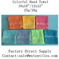 Cheap TOP 10 FACTORY SALE Cheap Prices!! 100% high quality hand towel for sale