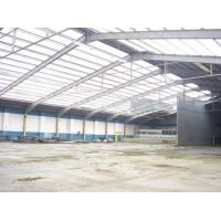 China Industrial Steel Buildings Fabrication With Mature QC Process on sale