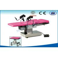 Best Hospital Obstetric Table , Surgical Operating Table For Puerpera wholesale