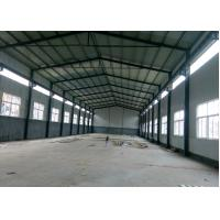 Best Lightweight Prefabricated Steel Warehouse With Overhead Crane wholesale