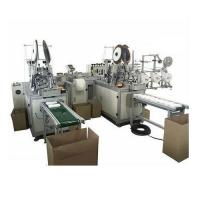 Buy cheap High Speed Mask Making Machine For Full Automatic Folding Mask Production from wholesalers