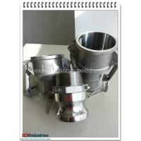 China stainless steel camlock coupling on sale