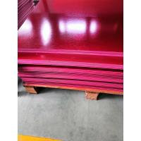 Best EN45545 certified GPO-3 sheet made from polyester and glass fiber wholesale