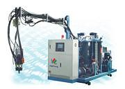 Best PU Sponge Block High Pressure Foaming Machine with 500L Tank Volume wholesale