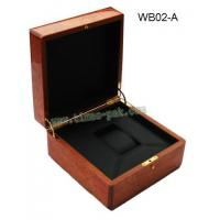 Best delicate wood watch box wholesale