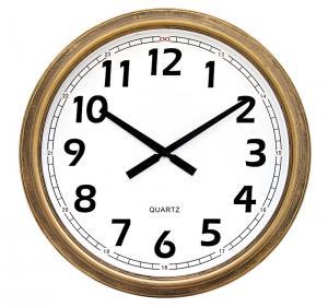 Best Automatic cloc azan clock muslim prayer LED wall clock wholesale