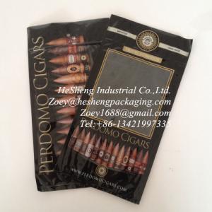 Best premium cigars zipper with moisture pad wholesale