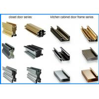 Best Kitchen Cabinet Door Frame Aluminium Extrusion Profiles wholesale