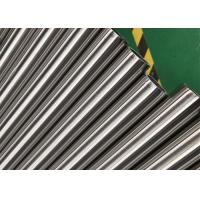 Welded Stainless Steel Sanitary Pipe , Electropolished Stainless Steel Tubing