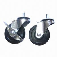 Best Caster and stem, 40mm swivel radius wholesale