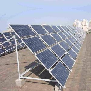 Best Solar Panel Mounting 6061 T5 T6 Photovoltaic Solar Aluminum Profile wholesale